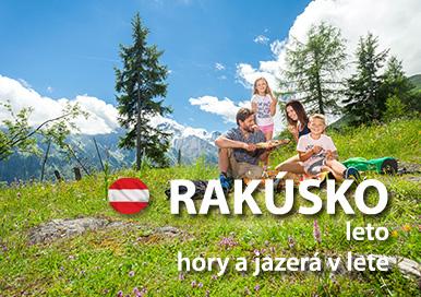 Rakúsko leto