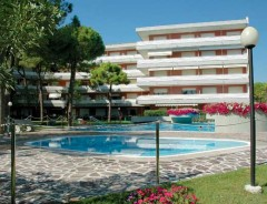 Lignano Riviera - Apartmány LA MERIDIANA