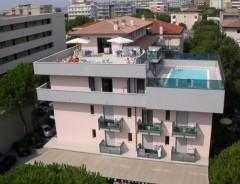 Bibione Spiaggia - Hotel a Aparthotel OLIMPIA ***