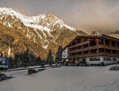 Itálie - Anterselva di Sopra - SPORT HOTEL WILDGALL